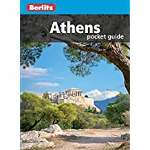 Berlitz Pocket Guide Athens (Berlitz Pocket Guides)