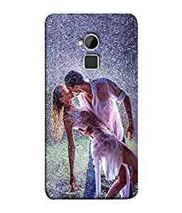 Fuson Designer Back Case Cover for HTC One Max :: HTC One Max Dual SIM (whispered but in to my heart)