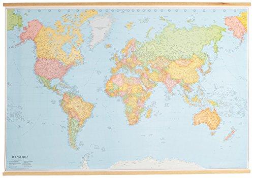 The world. Ediz. italiana, francese, tedesca e spagnola