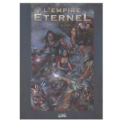 L'Empire éternel, tome 2 : Le Leg