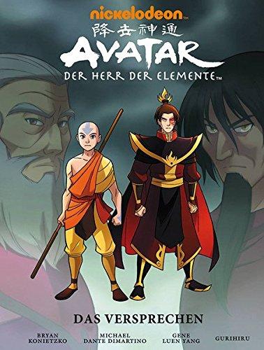 Avatar - Der Herr der Elemente: Premium 1: Das Versprechen (Comicband)
