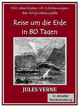 Reise um die Erde in 80 Tagen von [Verne, Jules]