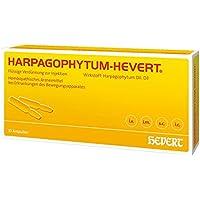 HARPAGOPHYTUM HEVERT Ampullen 10 St preisvergleich bei billige-tabletten.eu