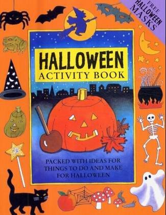 Halloween Activity Book: Spielesammlung