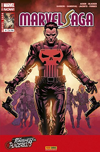 Marvel saga v2 08 : Punisher vs Thunderbolts
