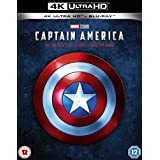 Captain America 4K UHD Trilogy