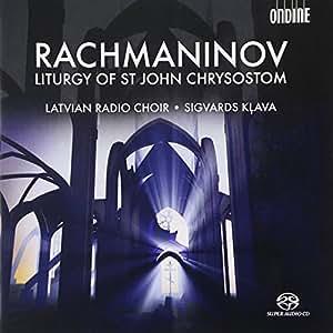 Rachmaninov: The Divine Liturgy of St John Chrysostom