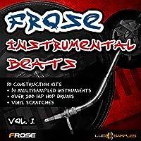 Frose Instrumental Beats Vol.1-10 instrumental hip hop beats [WAV + GIG Files] [Download]