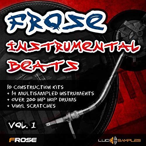 Frose Instrumental Beats Vol.1-10 instrumental hip hop beats | WAV + GIG Files | Download