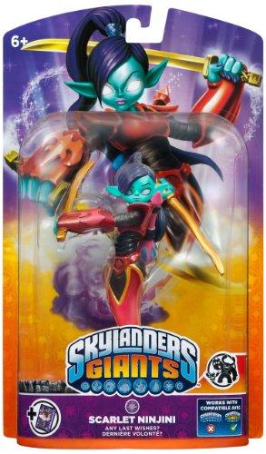 Activision Skylanders Giants Scarlet Ninjini 515SI9JQjOL