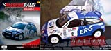 Ford Focus RS WRC San Marino 2001 Andreucci DIECAST 1:43 Ixo Passione Rally +fas