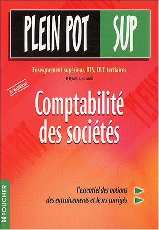 Plein Pot Bac, numéro 35 : Comptabilité des sociétés