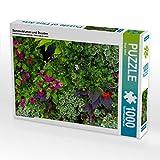 CALVENDO Puzzle Sommerblumen und Stauden 1000 Teile Lege-Größe 64 x 48 cm Foto-Puzzle Bild von Birgit Seifert