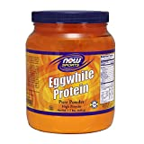NOW Foods Eggwhite Protein, 1.2 Pound - Best Reviews Guide