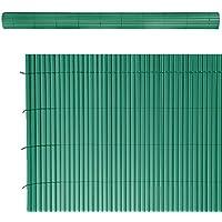 Lola Home Derek Cañizo Artificial de ocultación para jardín, Verde, 500x150x20 cm