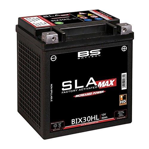 Batteria a gel sigillata pre-attivata BS Sla-Max BIX30HL 12 V 30 Ah 400 CCA