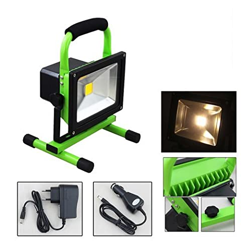 VINGO® 30w super dünn LED Scheinwerfer 4000MA Beleuchtung Warmweiss Strahler