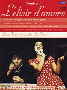 Donizetti - L'Elixir d'amour (Opéra de Lyon 1999)
