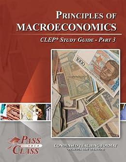 clep macroeconomics study guide pdf
