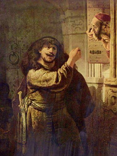 Lais Puzzle Rembrandt HarHommes sz. Van Rijn - Simson Hommes ace Son Beau-père 1000 Pieces | Une Bonne Conservation De La Chaleur