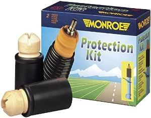 2 pi/èces amortisseur Monroe PK034 Kit de protection contre la poussi/ère
