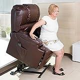 Poltrona Relax Alzapersona con Massaggio 6014 (1000033456)