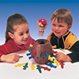 TOMY Pop Up Pirate - Classic Children's Action Game for 2 to 4 players - Suitable From 4 years