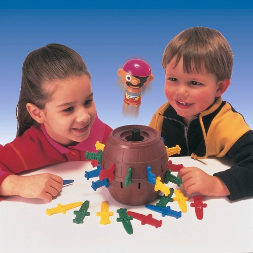 TOMY Pop Up Pirate Classic Child...