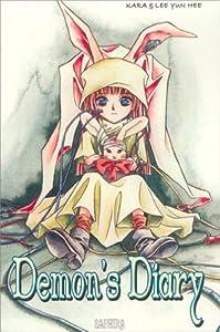 Demon's Diary Coffret Tomes 1 à 3