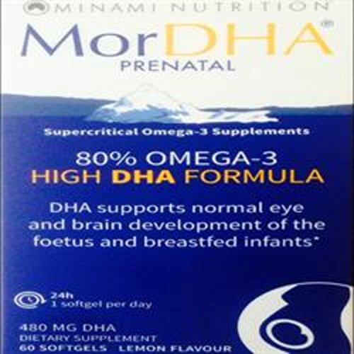 Minami Nutrition MorDHA Prenatal 60 capsule
