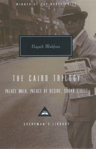 The Cairo Trilogy Cover Image