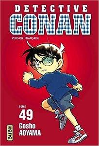 Détective Conan Edition simple Tome 49