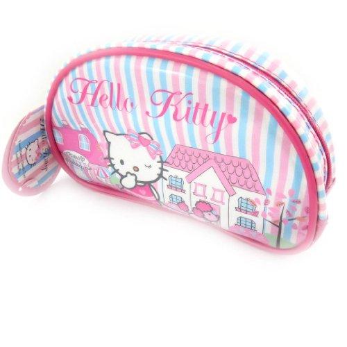 Makeup kit 'Hello Kitty' rosa blau.
