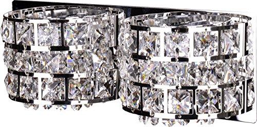 Preisvergleich Produktbild Kristall Design Wandleuchte/Wandleuchte Lampe Lampen Leuchten New