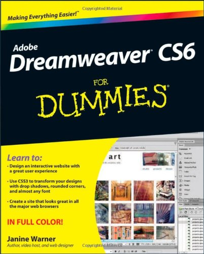Preisvergleich Produktbild Dreamweaver CS6 for Dummies