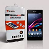 Ultimate Shield Premium Tempered Glass Screen Protector for Sony Xperia Z1 Compact