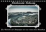 Sächsische Schweiz (Tischkalender 2020 DIN A5 quer): Traumhafte Landschaft im Elbsandsteingebirge, ein Kalender mit Fotografien wie aus einem alten ... (Monatskalender, 14 Seiten ) (CALVENDO Natur) -