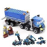 #8: Model Building (163 pcs Dumper Truck)