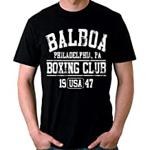 35mm Camiseta Hombre Tirantes Balboa Boxing Club Rocky Balboa
