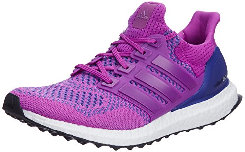 84c239a65ce Adidas b34051 Women S Ultra Boost W Flash Pink S15 Semi Night Flash S15 And Zero  Metallic Mesh Running Shoes 6 Uk- Price in India