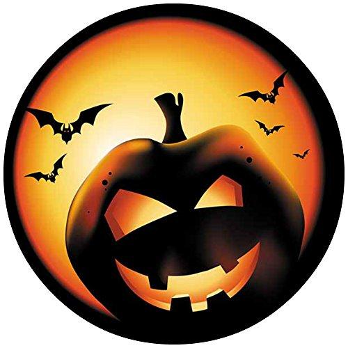 Tortenaufleger Tortenfoto Aufleger Foto Bild Halloween rund ca. 20 cm (1) *NEU*OVP*