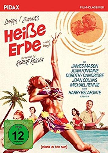 Heiße Erde (Island in the Sun) / Breitwandepos mit Starbesetzung (Pidax Film-Klassiker)