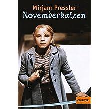 Novemberkatzen: Roman (Gulliver 79)
