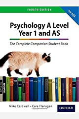 The Complete Companions: AQA Psychology Year 1 and AS Student Book (Complete Companion Psychology) Paperback