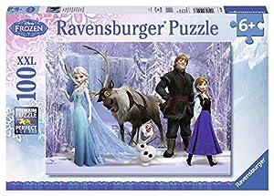 Ravensburger Disney - Frozen: la Reina de Las Nieves, Puzzle de 100 Piezas XXL 10516 8