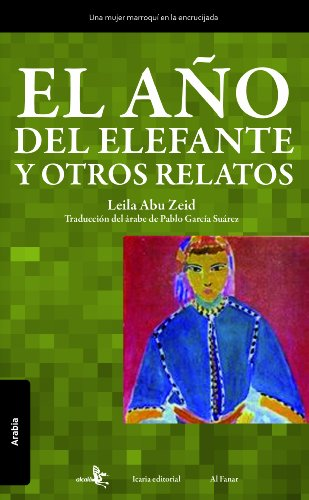 El ano del elefante y otros relatos/ The Elephant's Year and Other Stories Cover Image
