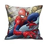 Marvel Spiderman Kuschel Deko Kinder Kissen 40 x 40 cm