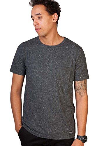 Element -  T-shirt - Uomo Onyx / Heather