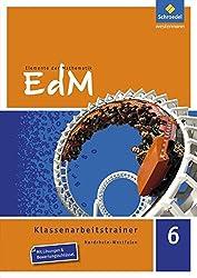Elemente der Mathematik Klassenarbeitstrainer - Ausgabe für Nordrhein-Westfalen: Klassenarbeitstrainer 6