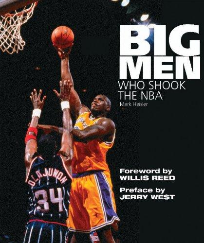 Big Men Who Shook the NBA por Mark Heisler